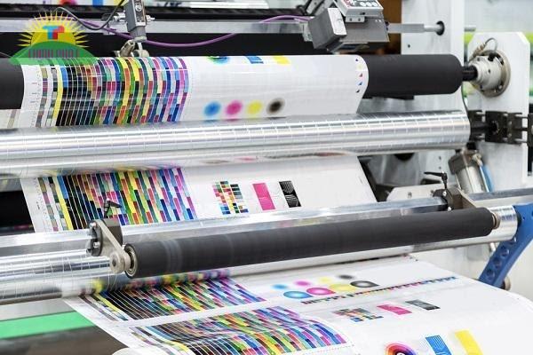 In offset có thể tạo ra số lượng lớn bản in, phục vụ tối đa nhu cầu in ấn thương mại