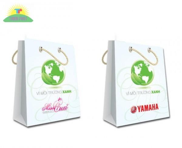 Túi giấy giúp bảo vệ môi trường