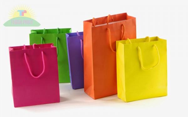 Xưởng in túi giấy giá rẻ HCM nhận in túi giấy theo yêu cầu