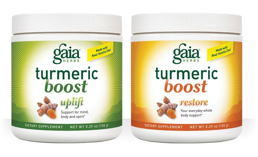 Mẫu decal cho nhãn hàng dược phẩm Gaia