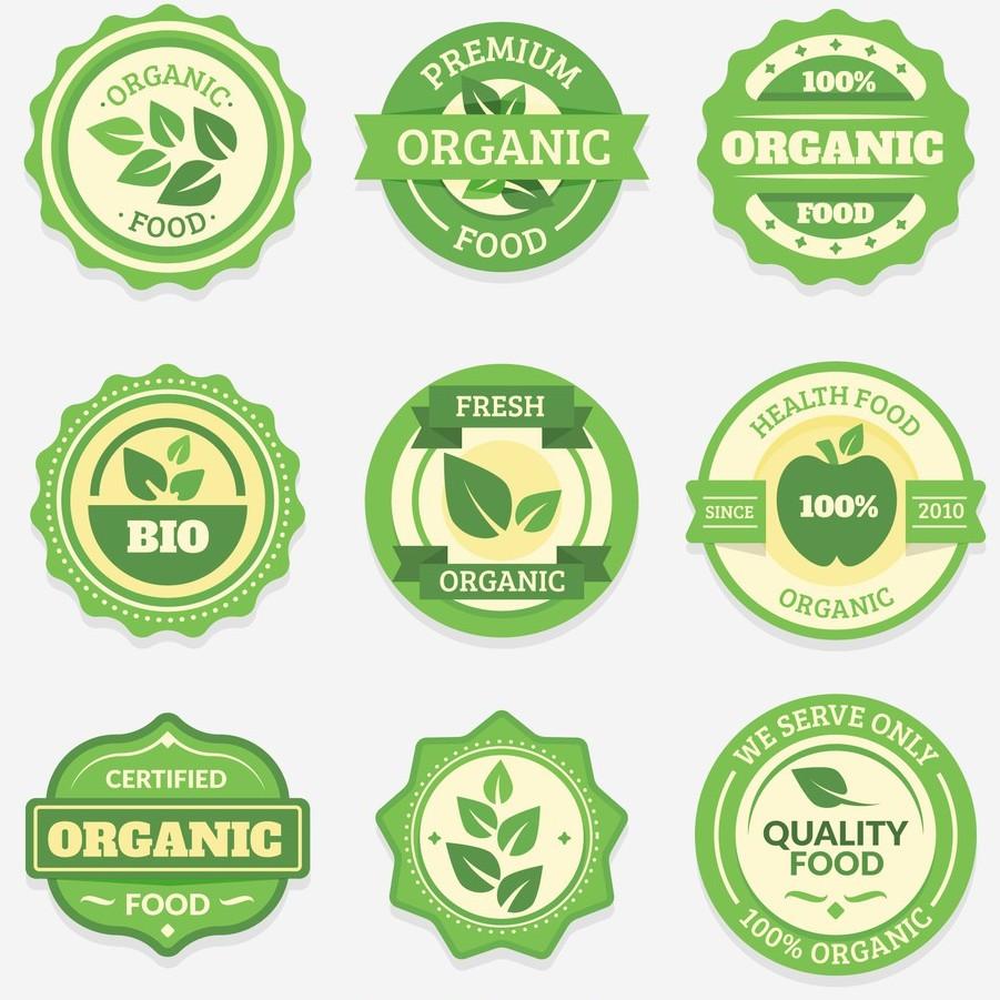 Decal tem nhãn giúp khách hàng có thể nhận biết ra dòng sản phẩm của bạn