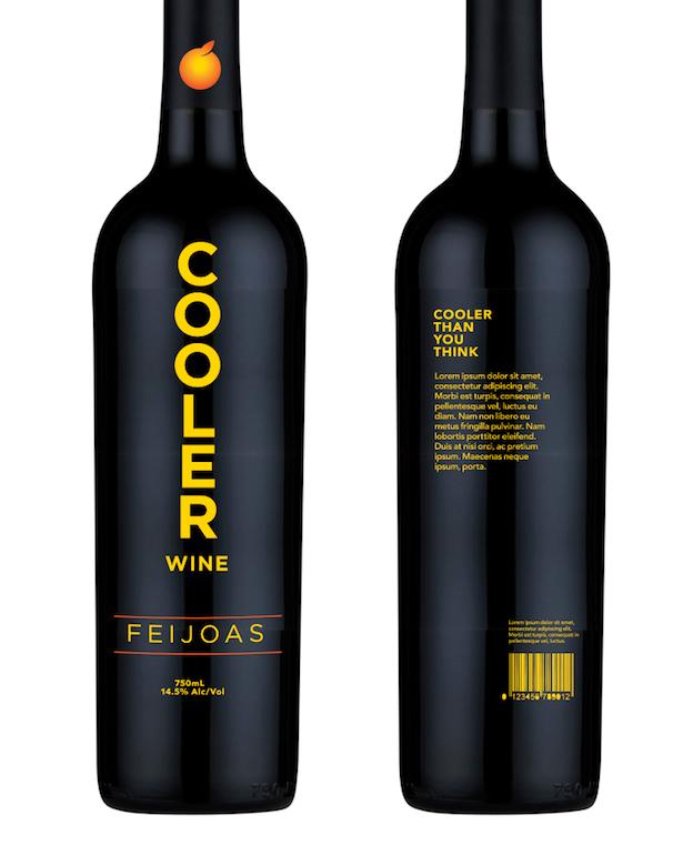 Chai rượu vang của thương hiệu bạn phải thực sự nổi bật để khiến khách hàng lựa chọn