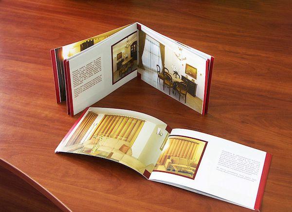 Catalogue của công ty lĩnh vực thiết kế nội thất