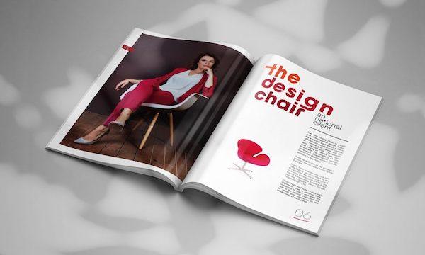 Catalogue của công ty lĩnh vực thiết kế ghế cao cấp