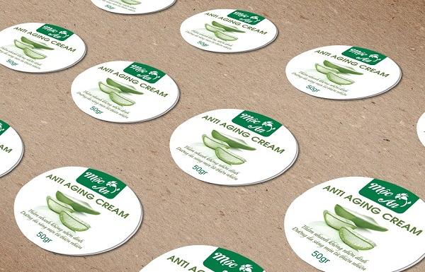 Giấy được tráng, phủ bề mặt thường sử dụng cho các sản phẩm có giá trị