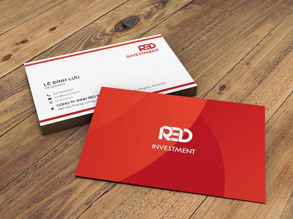 Tên, chức danh là yếu tố cần chú ý khi thiết kế và in name card