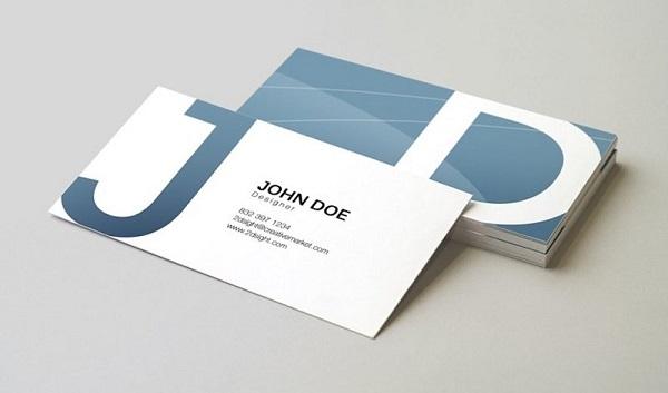 Màu sắc là một trong những chi tiết quan trọng khi thiết kế và in name card